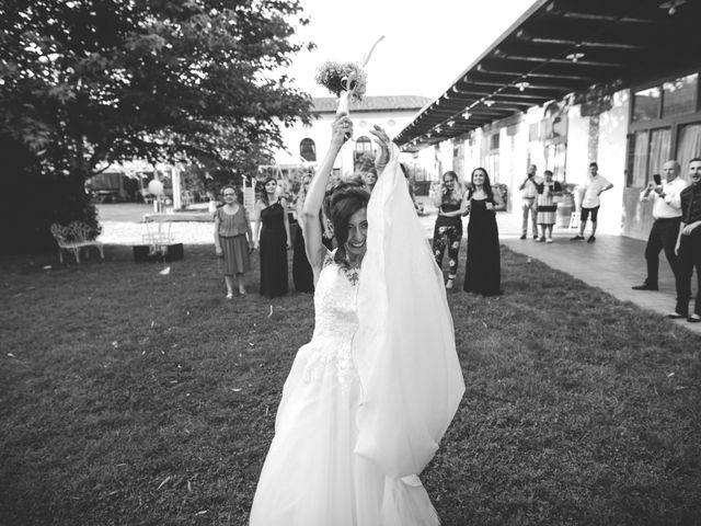 Il matrimonio di Alessandro e Jessica a Villanova d'Asti, Asti 69