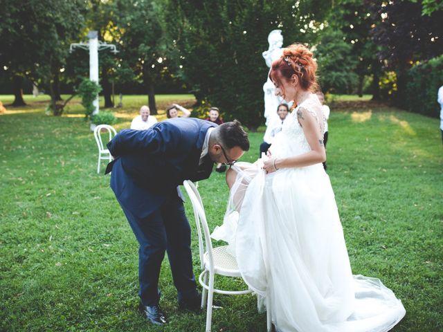Il matrimonio di Alessandro e Jessica a Villanova d'Asti, Asti 71