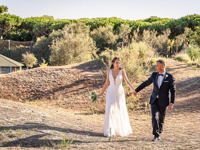Il matrimonio di Osvaldo e Valentina a Comacchio, Ferrara 3