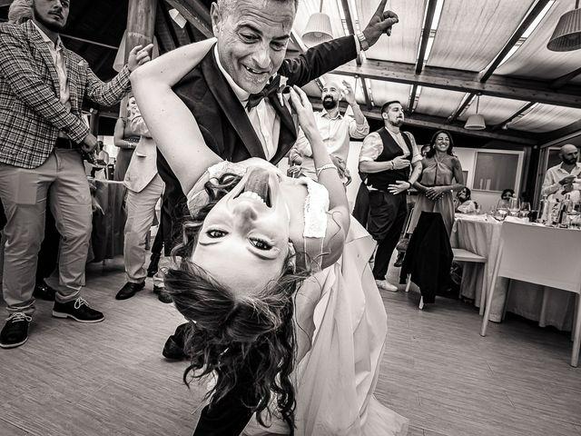 Il matrimonio di Osvaldo e Valentina a Comacchio, Ferrara 2