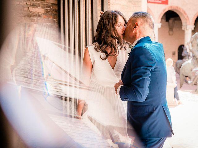 Il matrimonio di Osvaldo e Valentina a Comacchio, Ferrara 4