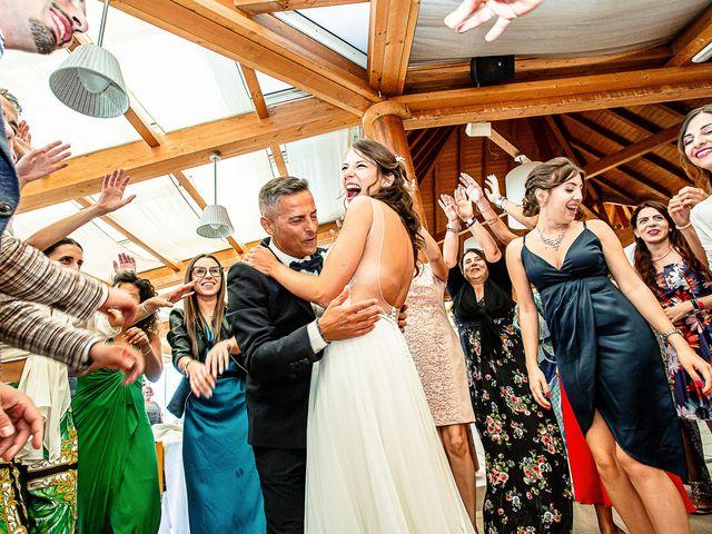 Il matrimonio di Osvaldo e Valentina a Comacchio, Ferrara 12
