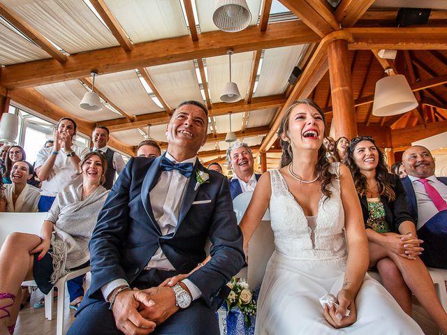 Il matrimonio di Osvaldo e Valentina a Comacchio, Ferrara 13