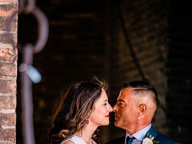 Il matrimonio di Osvaldo e Valentina a Comacchio, Ferrara 24