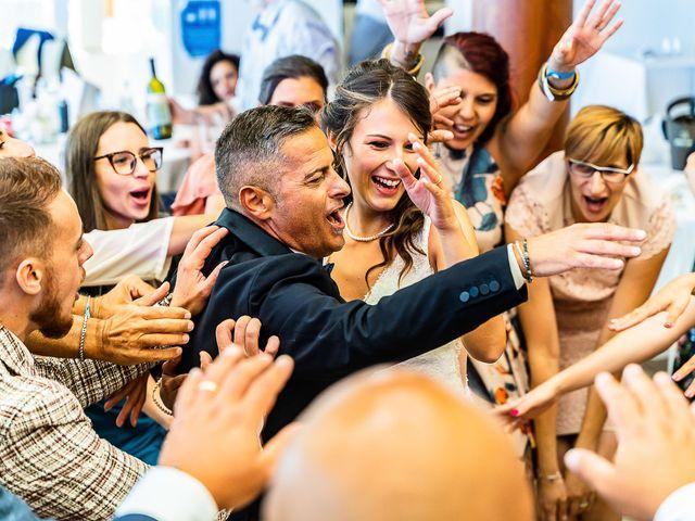 Il matrimonio di Osvaldo e Valentina a Comacchio, Ferrara 25