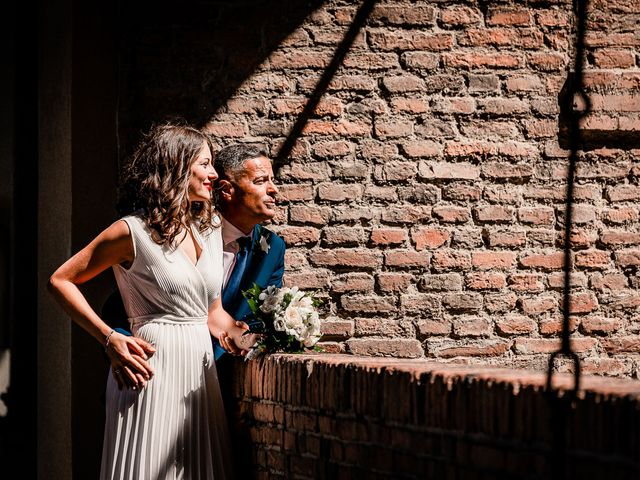 Il matrimonio di Osvaldo e Valentina a Comacchio, Ferrara 26