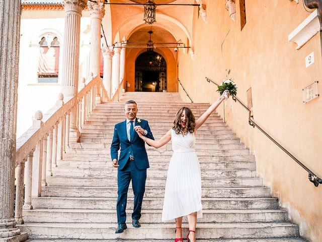 Il matrimonio di Osvaldo e Valentina a Comacchio, Ferrara 27