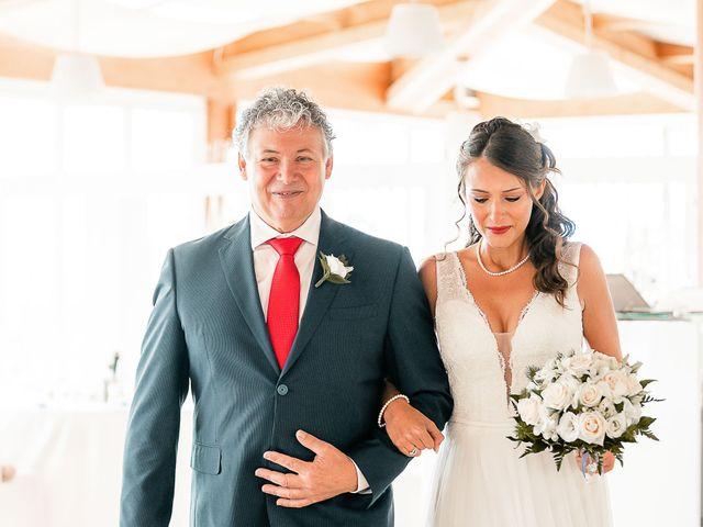 Il matrimonio di Osvaldo e Valentina a Comacchio, Ferrara 31