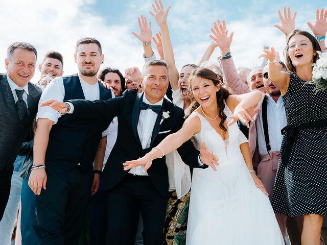 Il matrimonio di Osvaldo e Valentina a Comacchio, Ferrara 39