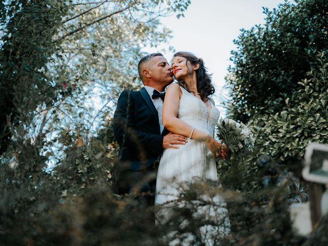 Il matrimonio di Osvaldo e Valentina a Comacchio, Ferrara 40