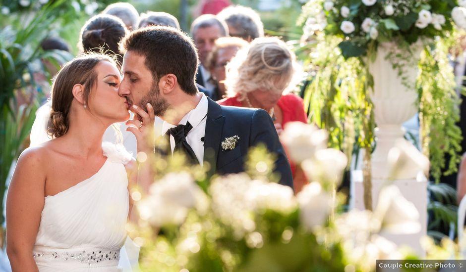 Il matrimonio di Sandro e Flavia a Palermo, Palermo