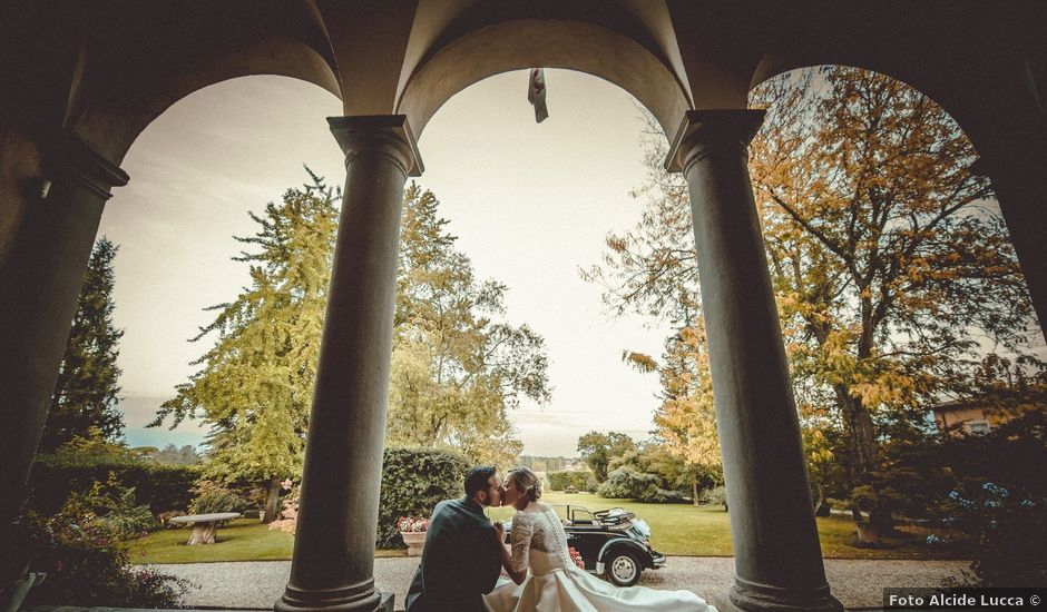 Il matrimonio di Marco e Giulia a Lucca, Lucca