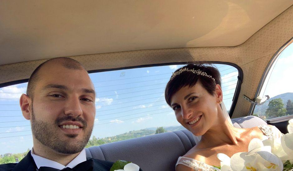 Il matrimonio di Alessandro e Federica a Torgiano, Perugia