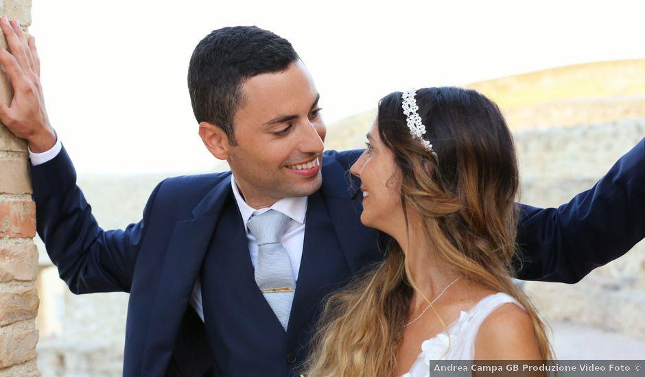 Il matrimonio di Faiçal e Gabriella a Ortona, Chieti
