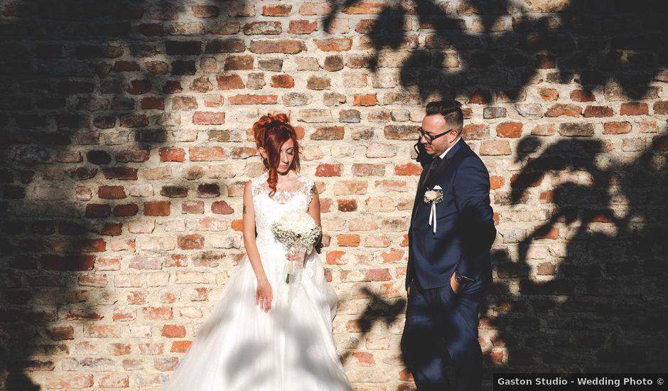Il matrimonio di Alessandro e Jessica a Villanova d'Asti, Asti