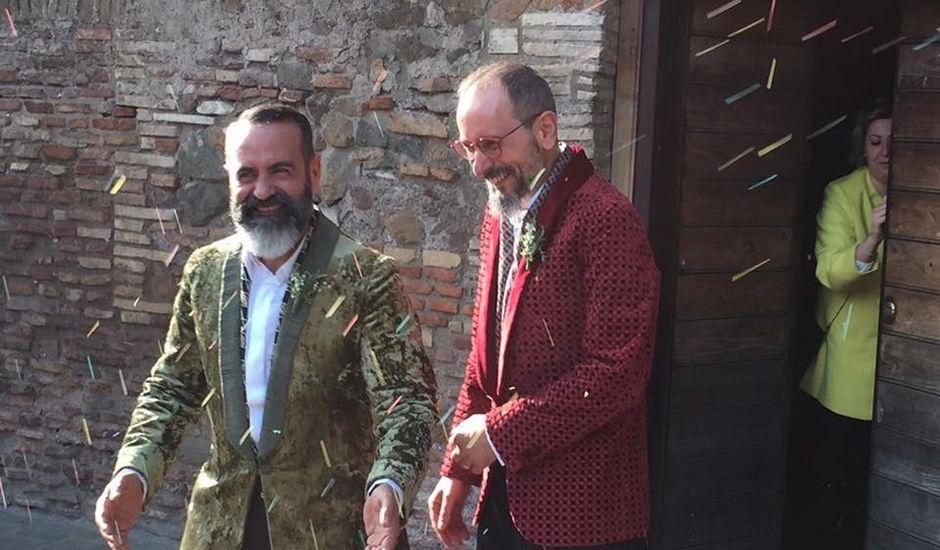 Il matrimonio di Nicola e Francesco a Roma, Roma