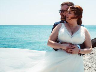 Le nozze di Maria e Alberto