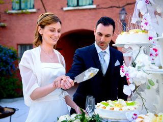 Le nozze di Paolo e Claudia