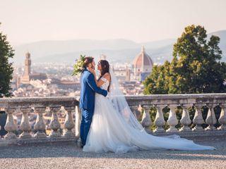Le nozze di Tommaso e Federica