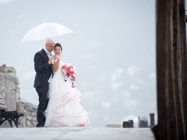 le nozze di Enrica e Paolo