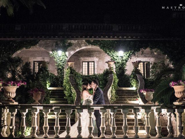 Le nozze di Marcella e Vincenzo