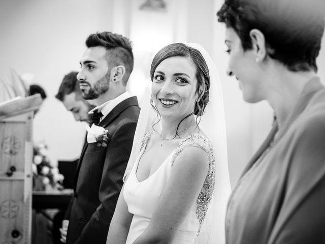 Il matrimonio di Sebastian e Francesca a Capaccio Paestum, Salerno 9