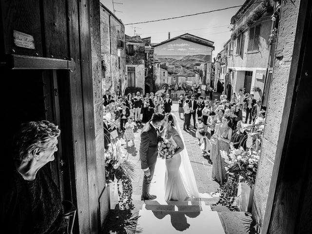 Il matrimonio di Sebastian e Francesca a Capaccio Paestum, Salerno 10