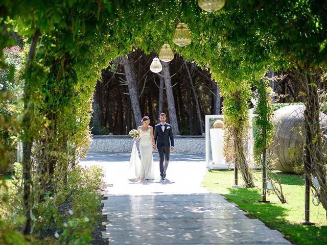 Il matrimonio di Sebastian e Francesca a Capaccio Paestum, Salerno 11