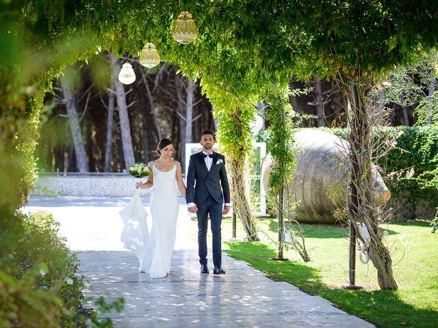 Il matrimonio di Sebastian e Francesca a Capaccio Paestum, Salerno 12