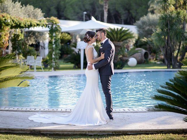 Il matrimonio di Sebastian e Francesca a Capaccio Paestum, Salerno 16