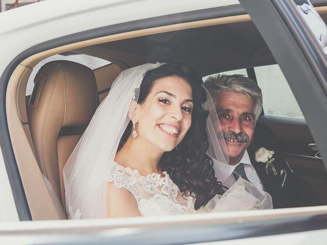Il matrimonio di Patrizio e Veronica a Nettuno, Roma 3