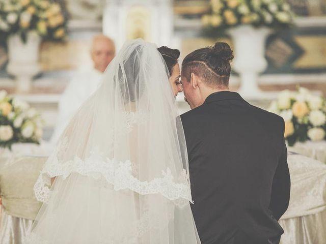 Il matrimonio di Patrizio e Veronica a Nettuno, Roma 6