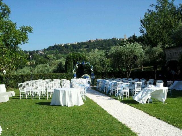 Il matrimonio di Fabrizio e Erica a Mogliano, Macerata 3