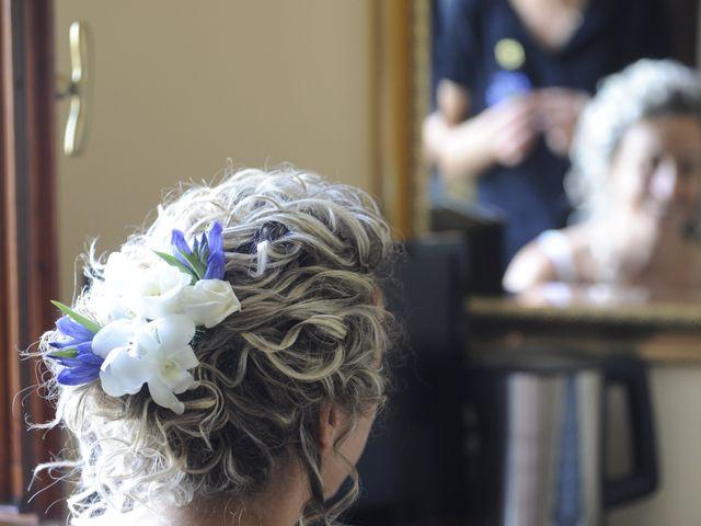 Il matrimonio di Fabrizio e Erica a Mogliano, Macerata 5