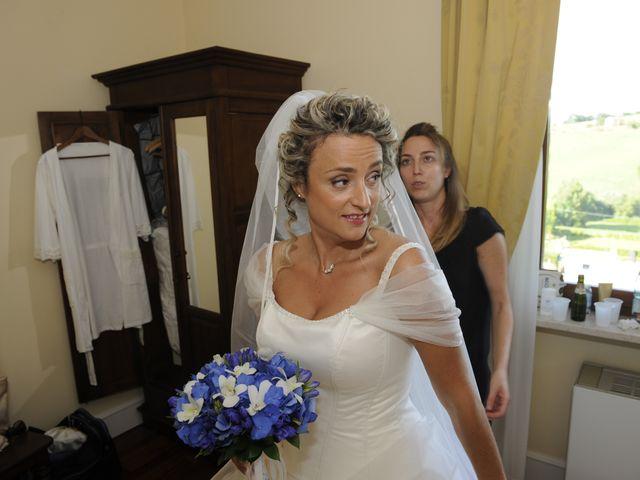 Il matrimonio di Fabrizio e Erica a Mogliano, Macerata 7