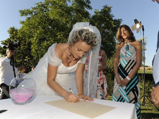 Il matrimonio di Fabrizio e Erica a Mogliano, Macerata 25