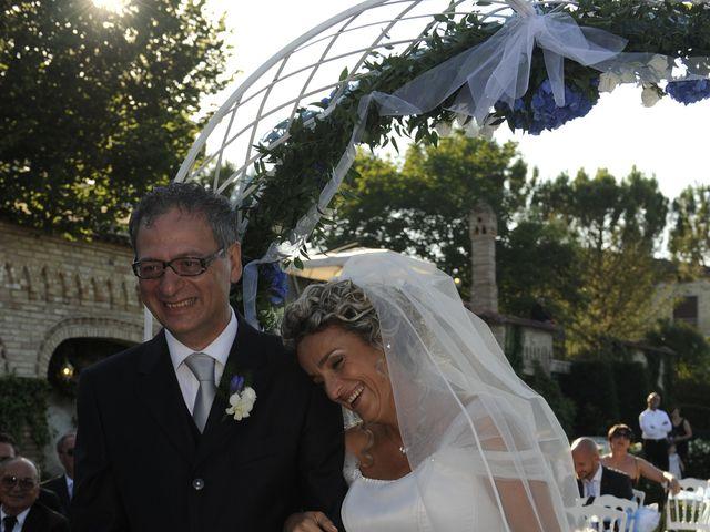 Il matrimonio di Fabrizio e Erica a Mogliano, Macerata 26