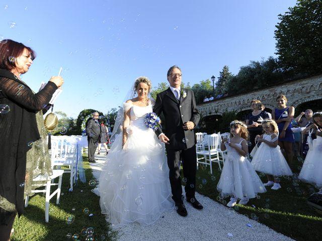 Il matrimonio di Fabrizio e Erica a Mogliano, Macerata 30