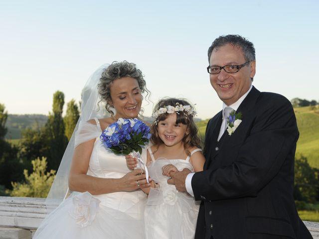 Il matrimonio di Fabrizio e Erica a Mogliano, Macerata 1