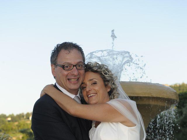 Il matrimonio di Fabrizio e Erica a Mogliano, Macerata 32