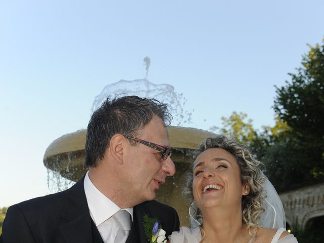 Il matrimonio di Fabrizio e Erica a Mogliano, Macerata 34