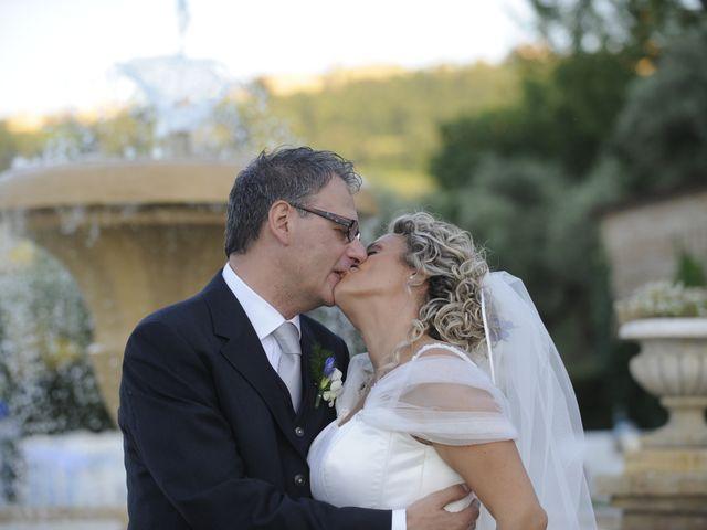 Il matrimonio di Fabrizio e Erica a Mogliano, Macerata 2
