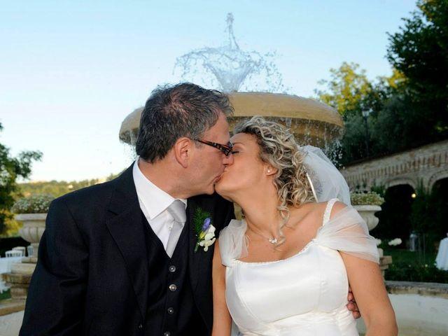 Il matrimonio di Fabrizio e Erica a Mogliano, Macerata 35
