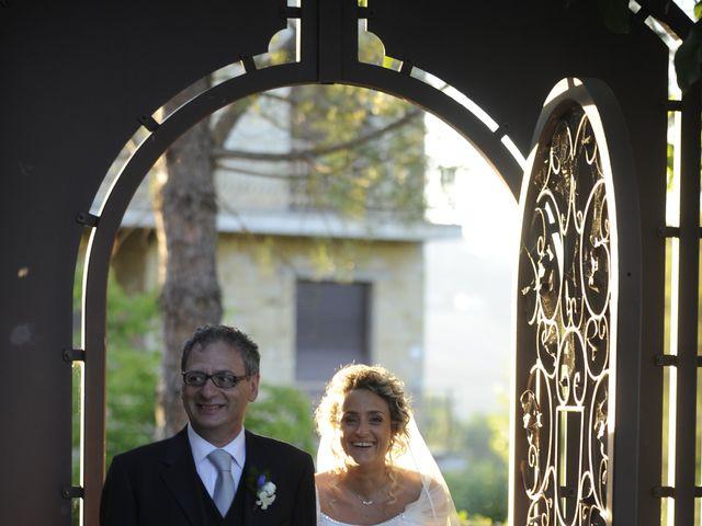 Il matrimonio di Fabrizio e Erica a Mogliano, Macerata 36