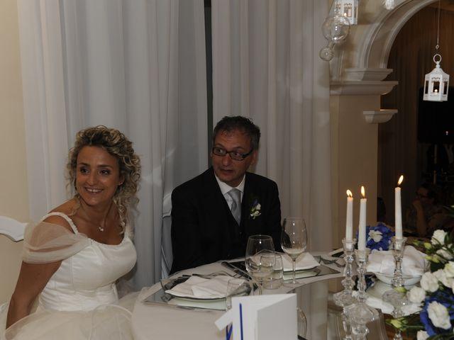 Il matrimonio di Fabrizio e Erica a Mogliano, Macerata 39