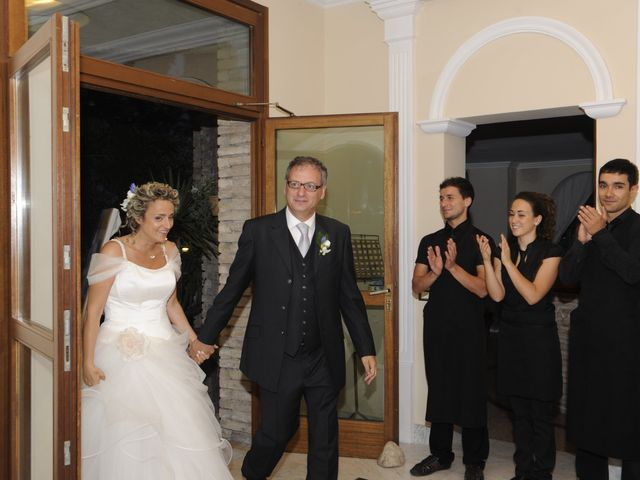 Il matrimonio di Fabrizio e Erica a Mogliano, Macerata 40
