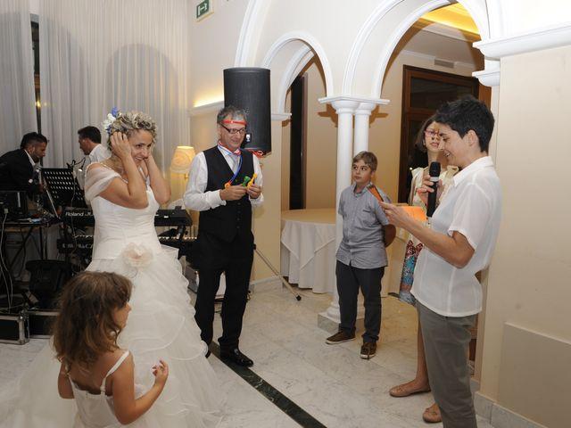 Il matrimonio di Fabrizio e Erica a Mogliano, Macerata 49