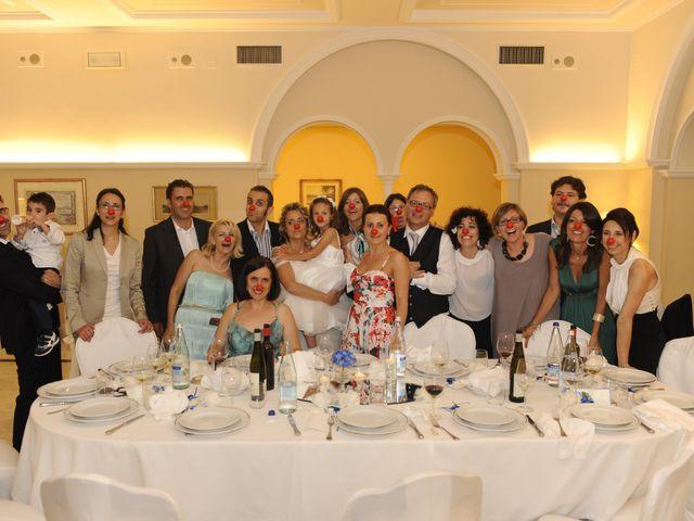 Il matrimonio di Fabrizio e Erica a Mogliano, Macerata 52