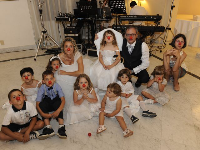 Il matrimonio di Fabrizio e Erica a Mogliano, Macerata 53