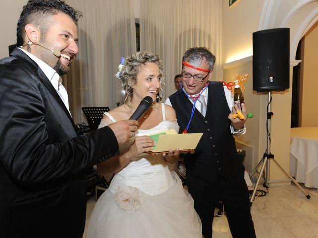 Il matrimonio di Fabrizio e Erica a Mogliano, Macerata 54